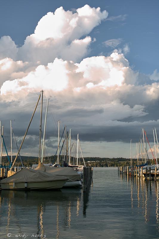 Yachthafen Reichenau